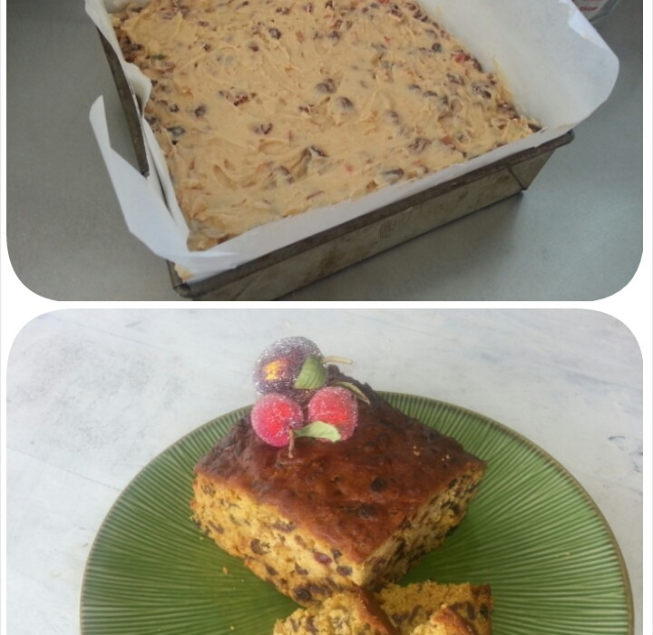 Ale fruit cake recipe