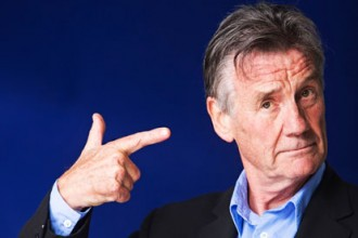 NZ Tour Michael Palin