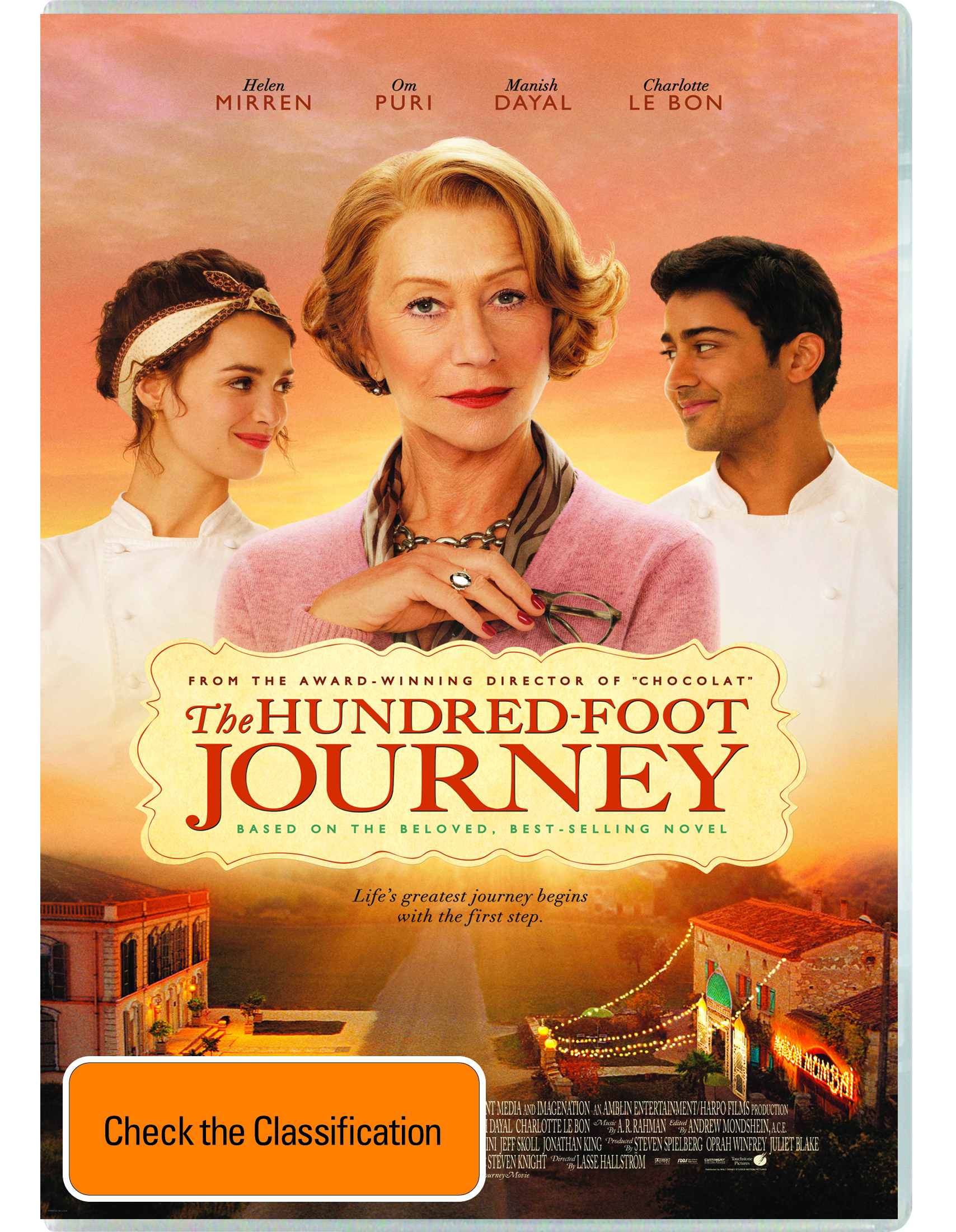 Win The Hundred Foot Journey on DVD - diversions
