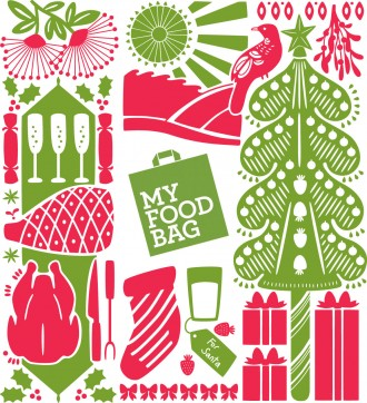 Win My Food Bag for Christmas