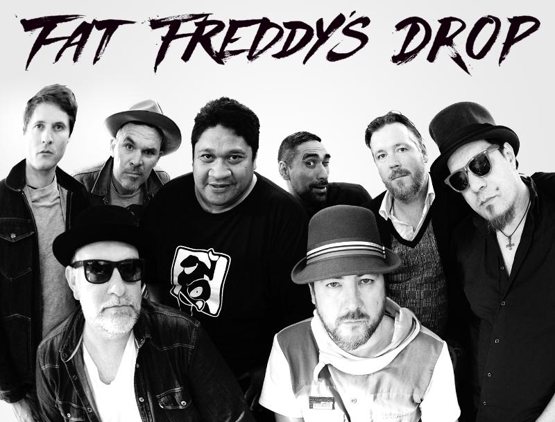 Fat Freddy's NZ music