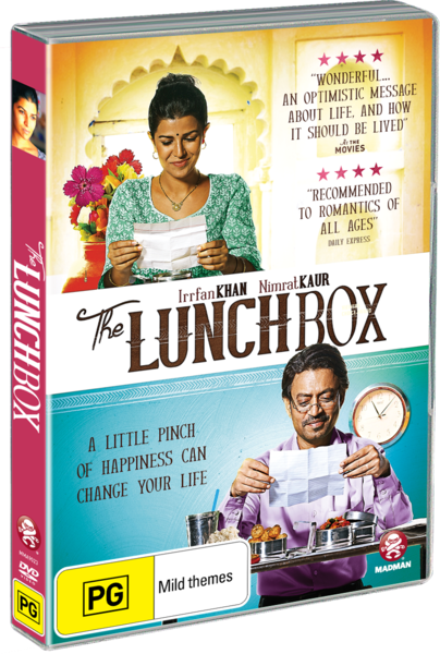 The Lunchbox trailer