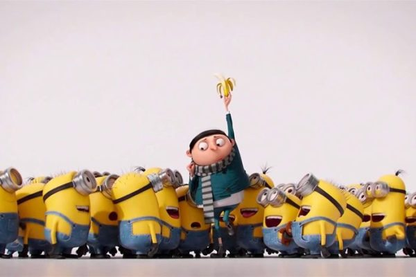 The Minions are coming back to the big screen...... - diversions