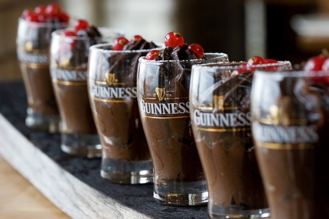 GUINNESS CHOCOLATE MOUSSE RECIPE - Diversions