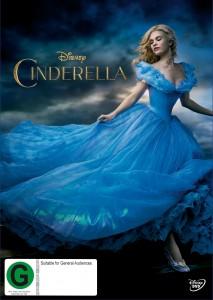 Win Cinderella on DVD
