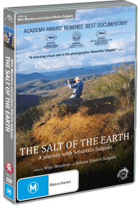 Win The Salt of the Earth on DVD