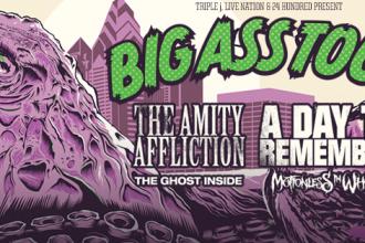 Big Ass Tour NZ