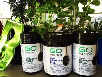 Go Healthy Spirulina