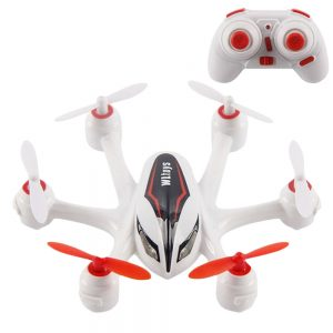 JCMatthew 6 Blade Remote Controlled Micro Hexacopter