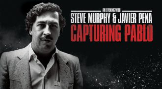Book tickets to Capturing Pablo
