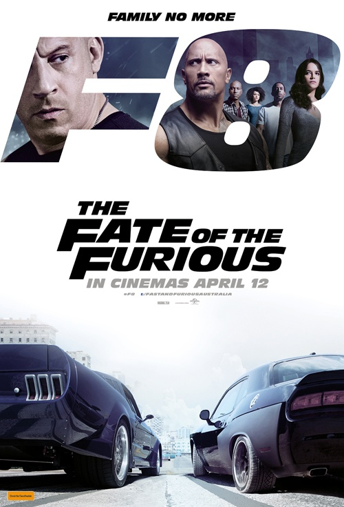 F8 Poster