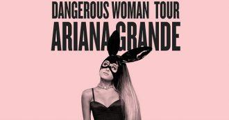 Ariana Grande NZ tour