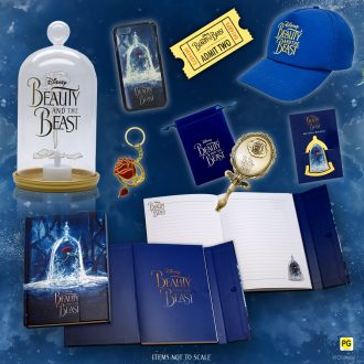 Win Beauty and the Beast tickets