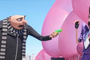 Check out the Despicable Me 3 trailer…….cannot wait!