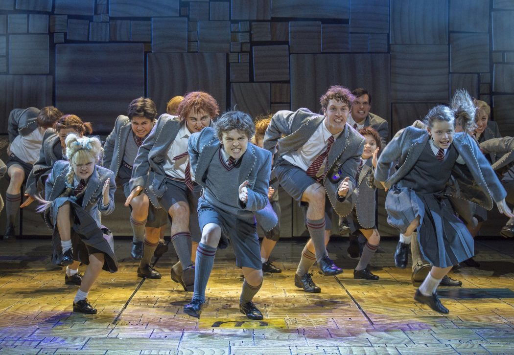 Matilda the Musical in Auckland
