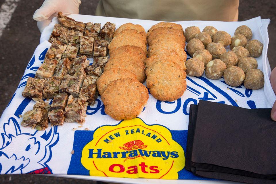 Harraways Oats Recipes