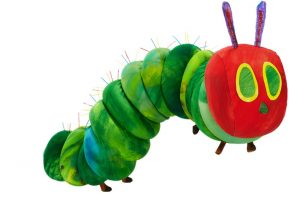 The Very Hungry Caterpillar Show these school holidays