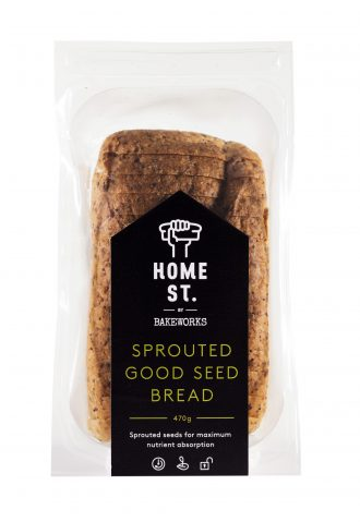 Home St. Sprouted bread