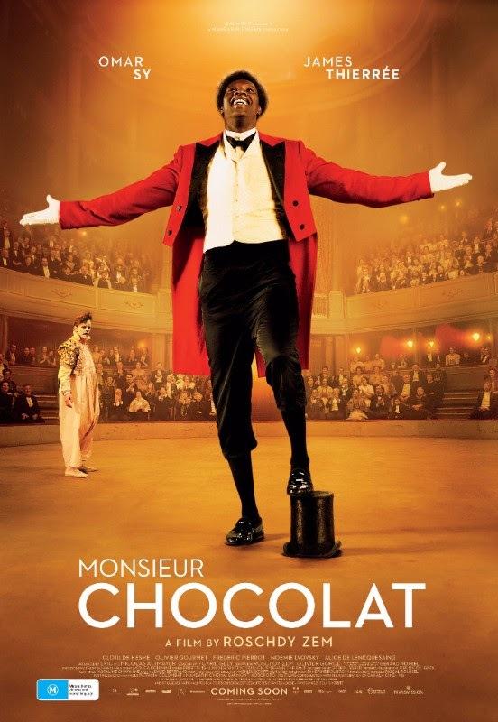 Monsieur Chocolat trailer