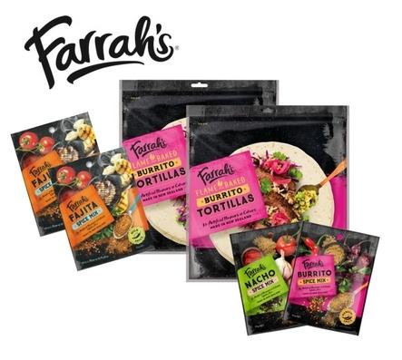 Farrah's Giveaway