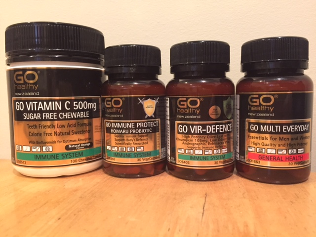 Win GO Healthy winter products
