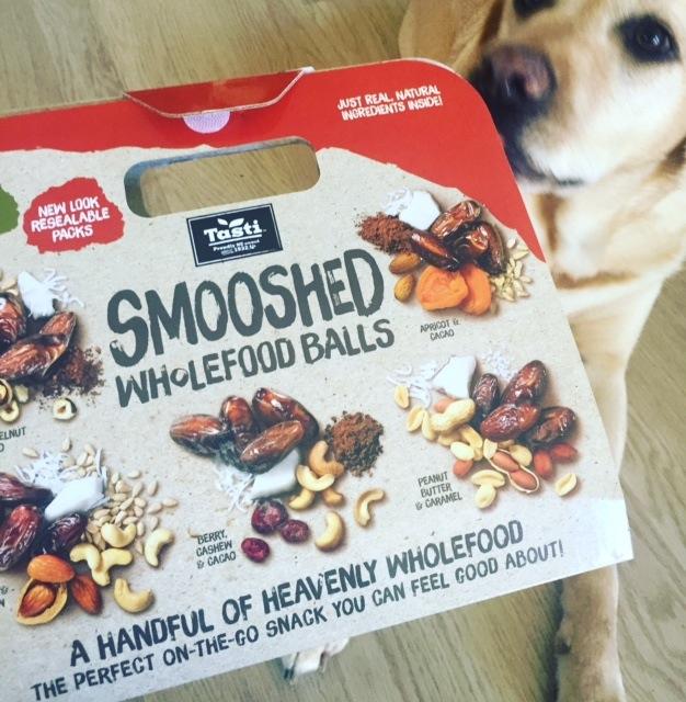 Smooshed balls