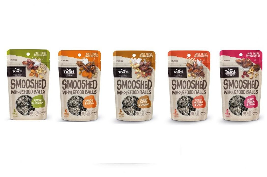 Smooshed Balls new flavours