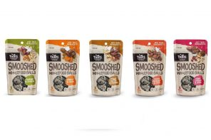 Smooshing great snacks to keep handy + they're healthy!