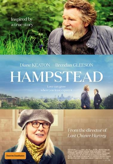 Win tickets to see Hamspstead
