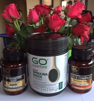 Win Go Healthy Prize pack