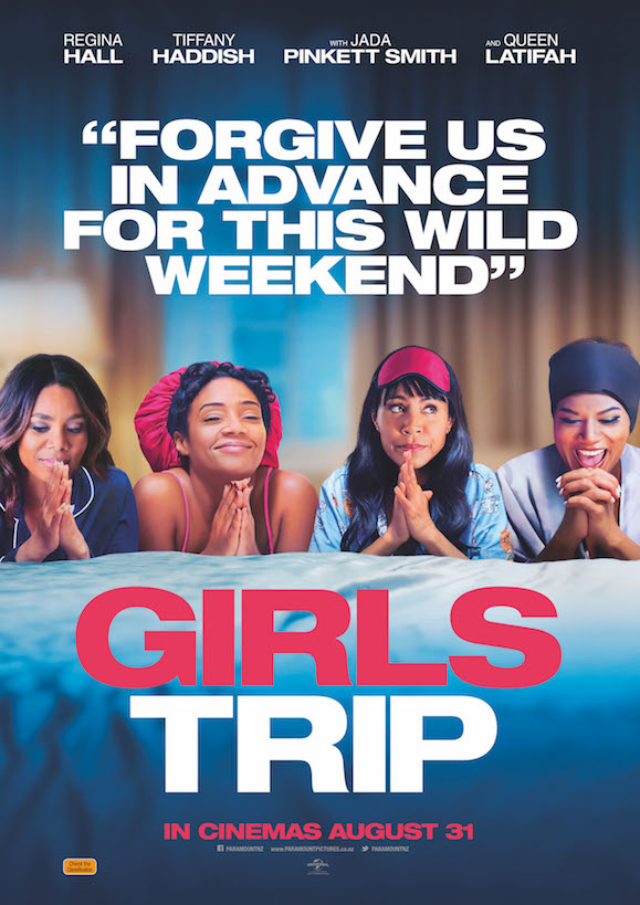 Win tickets to see Girls Trip