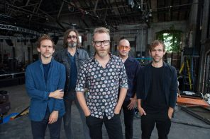 The National are coming – Villa Maria Winery, February 2018