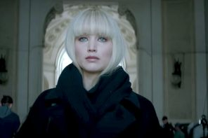 Red Sparrow – I do love a good Jennifer Lawrence movie!!!