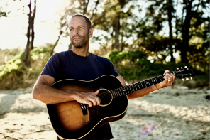 Jack Johnson with the Black Seeds at Villa Maria