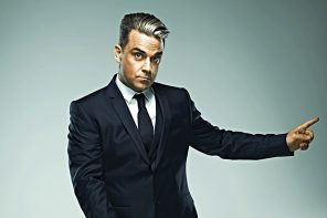 Robbie Williams is coming to New Zealand in February