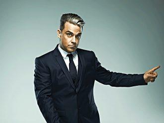 Robbie Williams NZ tour 2018