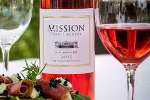 Mission Estate Rosé wins GOLD