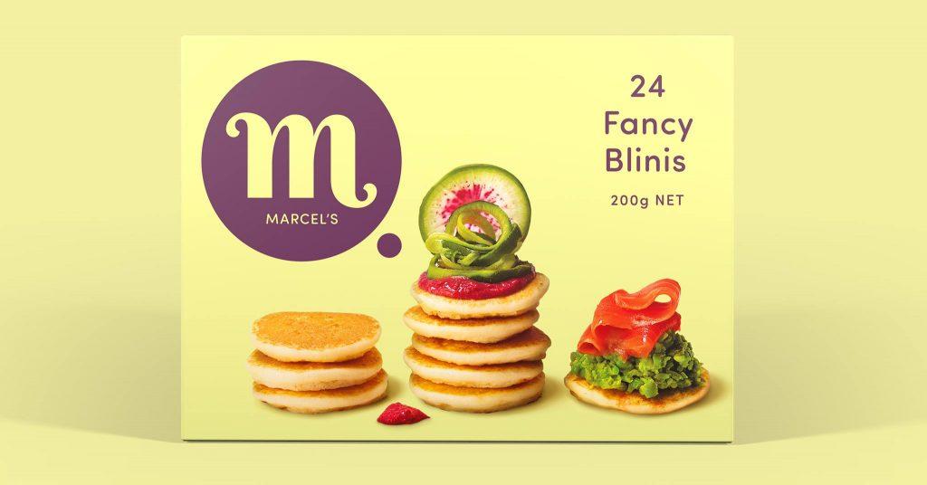 Win Marcel's Blinis